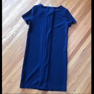 Macy's Dresses - Blue Pleated Bar III Dress